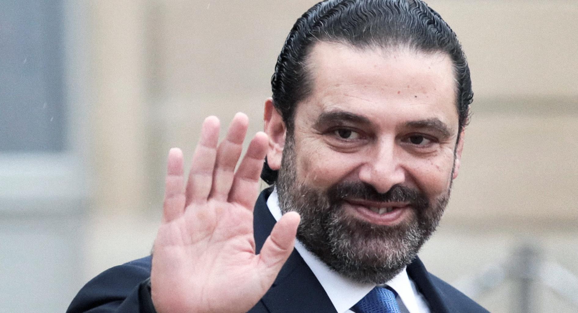 صورة الحريري يأخذ إجازة من رئاسة الحكومة إلى أن يحلَّ حزب الله وحركة أمل مشاكلهما مع المتظاهرين