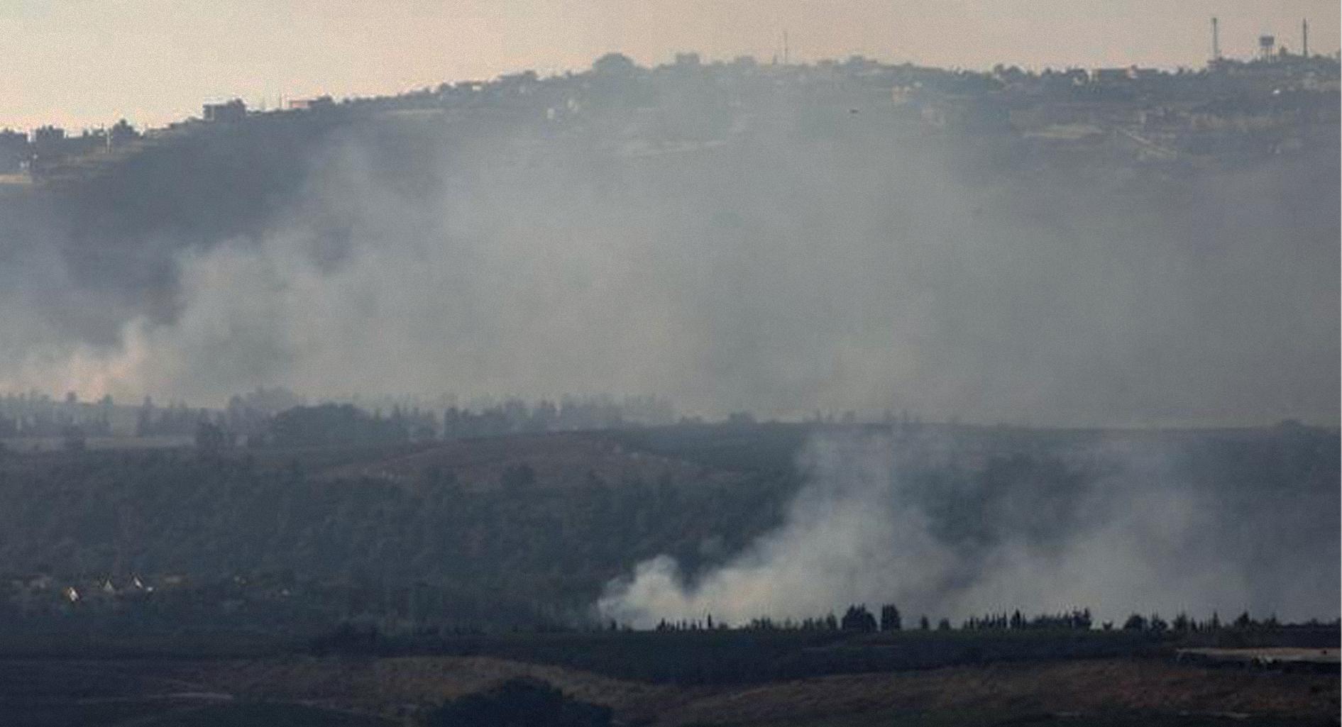صورة إسرائيل وحزب الله يوقفان القتال في لبنان للتركيز على معاركهما في سوريا