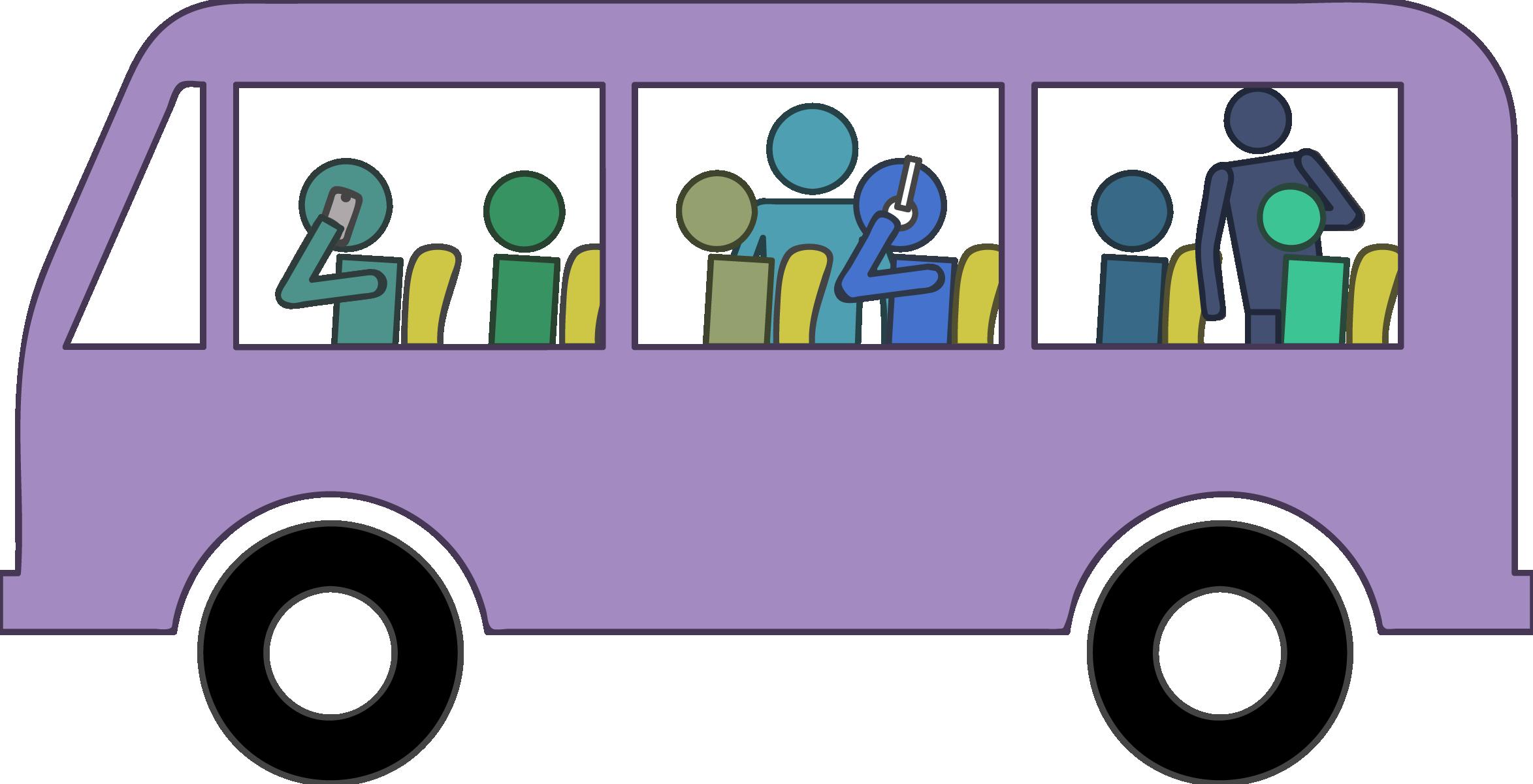 ايقونة الحافلة